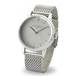 Locman Men's Watch 1960 Quartz 0251V06-00AGNKB0