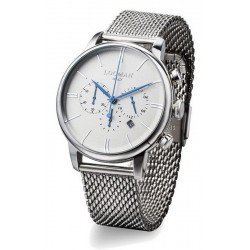 Locman Men's Watch 1960 Chronograph Quartz 0254A06A-00AGNKB0