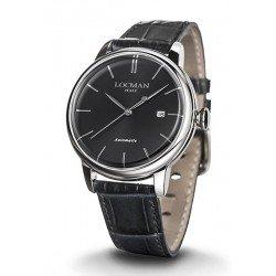 Locman 0255A01A-00BKNKPK 1960 Automatic Men's Watch