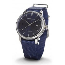 Buy Locman Men's Watch 1960 Automatic 0255A02A-00BLNKNB