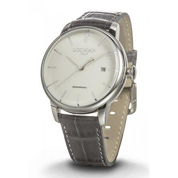 Buy Locman 0255A05A-00AVNKPA 1960 Automatic Men's Watch