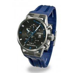 Locman Men's Watch Montecristo Quartz Chronograph 051000BKFBL0GOB