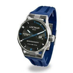 Buy Locman Men's Watch Montecristo Automatic 051100BKFBL0GOB