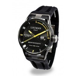 Buy Locman Men's Watch Montecristo Automatic 0511BKBKFYL0GOK