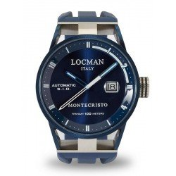 Locman Men's Watch Montecristo Automatic 0511BLBLFWH0SIB
