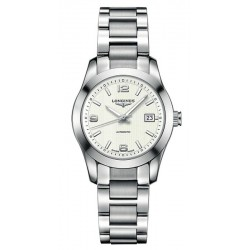 Buy Longines Women's Watch Conquest Classic L22854766 Automatic