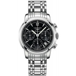 Longines Men's Watch Saint-Imier L27524526 Chronograph Automatic