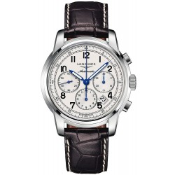 Buy Longines Men's Watch Saint-Imier Automatic Chronograph L27844730
