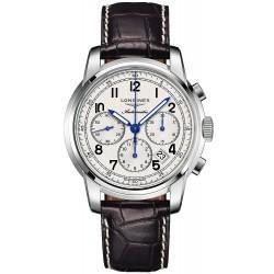 Longines Men's Watch L27844730 Saint-Imier Chronograph Automatic