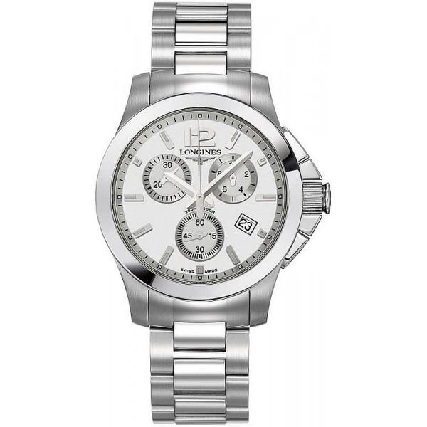 Buy Longines Unisex Watch Conquest Classic L32794766 Quartz Chronograph