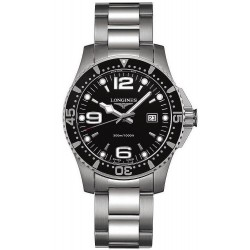Buy Longines Men's Watch Hydroconquest L36404566 Quartz