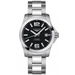 Buy Longines Men's Watch Conquest Automatic L36764586