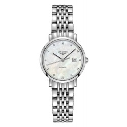 Buy Longines Women's Watch Elegant Collection L43104876 Automatic