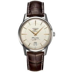 Longines Men's Watch Heritage Flagship Automatic L47954782