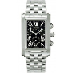 Longines Men's Watch Dolcevita L56804796 Quartz Chronograph