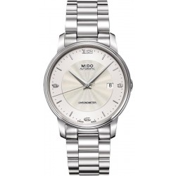 Mido Men's Watch Baroncelli III COSC Chronometer Automatic M0104081103700