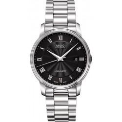 Mido Men's Watch Baroncelli III COSC Chronometer Automatic M0104081105300