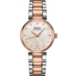 Mido Women's Watch Baroncelli II M0222072211610 Automatic