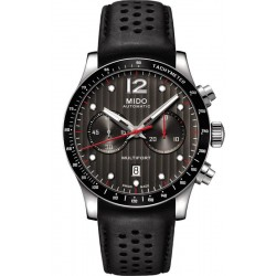 Mido Men's Watch Multifort Automatic Chronograph M0256271606100