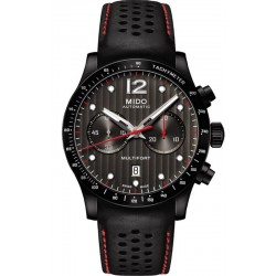 Mido Men's Watch Multifort Automatic Chronograph M0256273606100