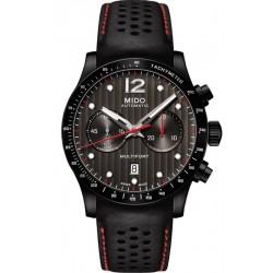 Mido Men's Watch M0256273606100 Multifort Chronograph Automatic
