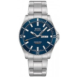 Mido Men's Watch Ocean Star Captain V Automatic M0264301104100