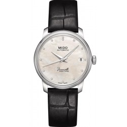 Buy Mido Women's Watch Baroncelli III Heritage M0272071610600 Automatic