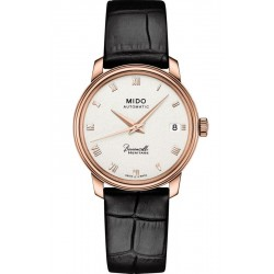 Buy Mido Women's Watch Baroncelli III Heritage M0272073601300 Automatic