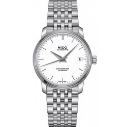 Buy Mido Women's Watch Baroncelli III COSC Chronometer Automatic M0272081101100