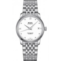 Buy Mido Women's Watch Baroncelli III COSC Chronometer Automatic M0272081101600