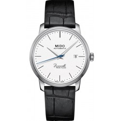 Buy Mido Men's Watch Baroncelli III Heritage M0274071601000 Automatic