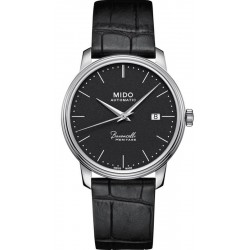 Mido Men's Watch Baroncelli III Heritage M0274071605000 Automatic