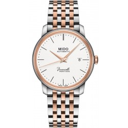 Buy Mido Men's Watch Baroncelli III Heritage M0274072201000 Automatic