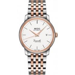 Buy Mido Men's Watch Baroncelli III Heritage M0274072201000 Automatic