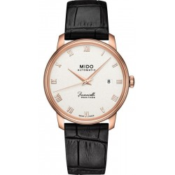 Mido Men's Watch Baroncelli III Heritage M0274073601300 Automatic