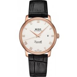Buy Mido Men's Watch Baroncelli III Heritage M0274073601300 Automatic