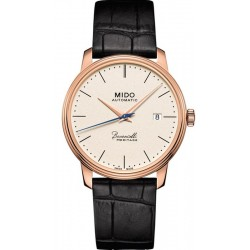 Mido Men's Watch Baroncelli III Heritage M0274073626000 Automatic