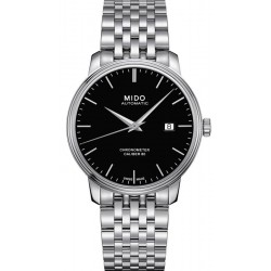 Mido M0274081105100 Baroncelli III COSC Chronometer Automatic Men's Watch