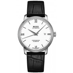 Buy Mido Men's Watch Baroncelli III Chronometer Automatic M0274081601800