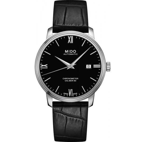 Buy Mido Men's Watch Baroncelli III COSC Chronometer Automatic M0274081605800