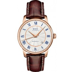 Buy Mido Men's Watch Baroncelli II M86002218 Automatic