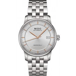 Buy Mido Men's Watch Baroncelli II M86004101 Automatic