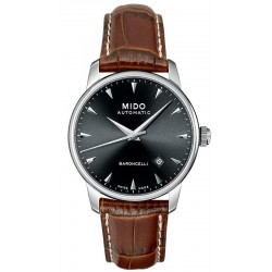 Buy Mido Men's Watch Baroncelli M86004188 Automatic