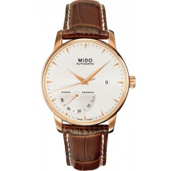 Buy Mido Men's Watch Baroncelli II Power Reserve Automatic M86053118