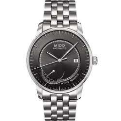 Mido M86054131 Baroncelli II Power Reserve Automatic Men's Watch