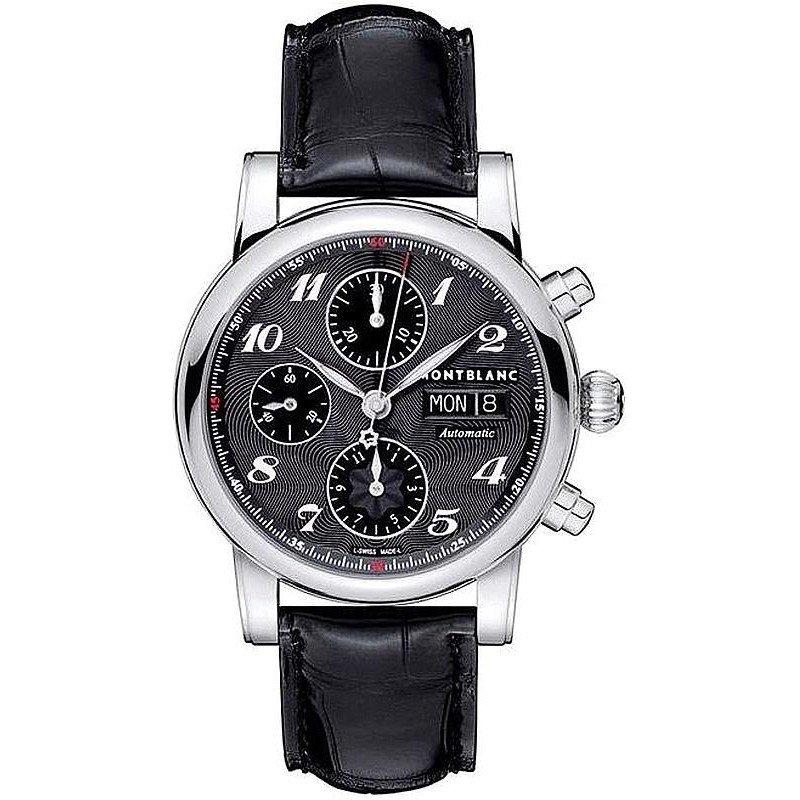 8c581517d20 Montblanc Star Chronograph Automatic Men's Watch 106467