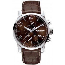 Buy Montblanc TimeWalker Chronograph Automatic Men's Watch 106503