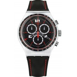 Swatch Men's Watch Irony Chrono Pudong YVS404