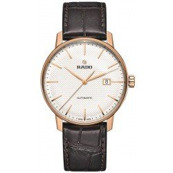 Rado R22877025 Coupole Classic Rose Gold PVD Steel Automatic XL Men's Watch