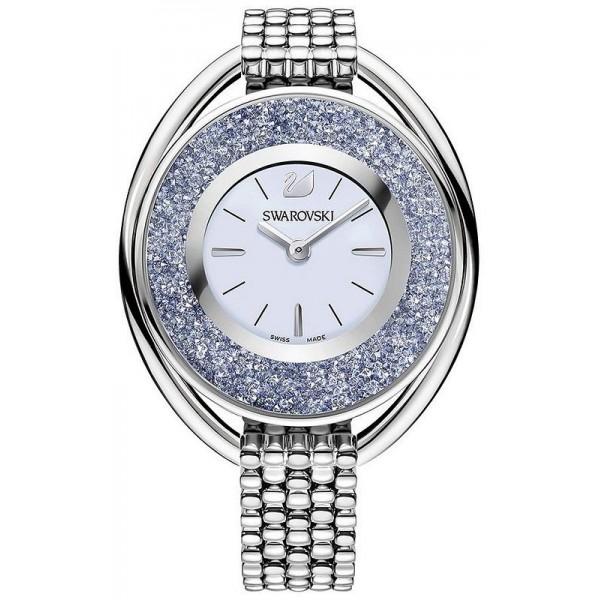 Buy Swarovski Women's Watch Crystalline Oval 5263904